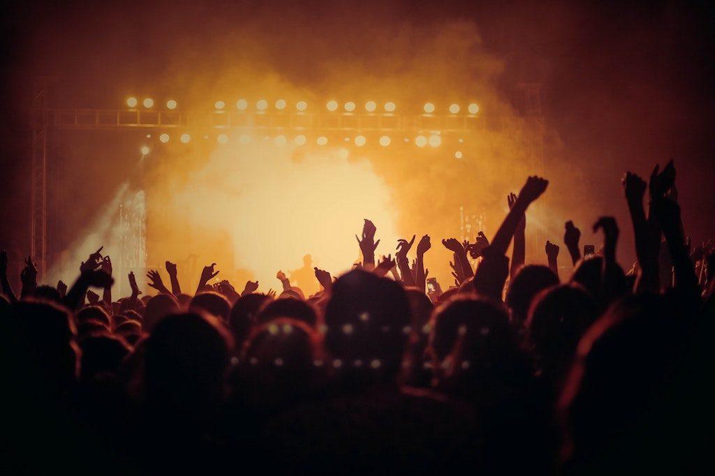 concert tips
